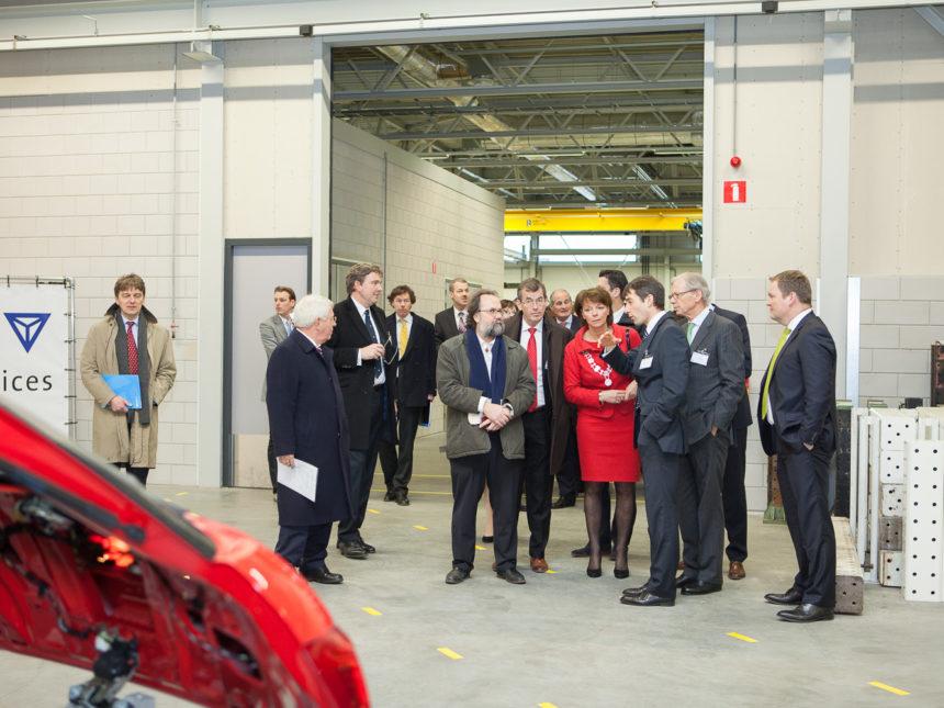 Automotive Shared Facilities