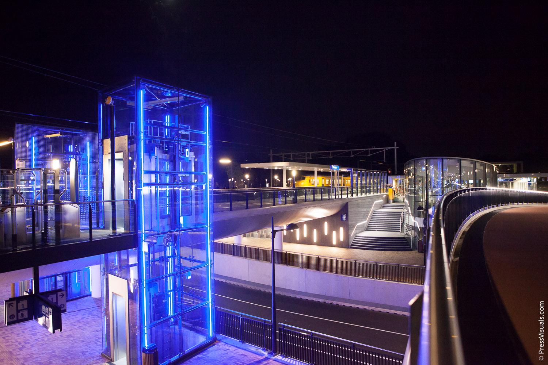 Nieuw station Helmond