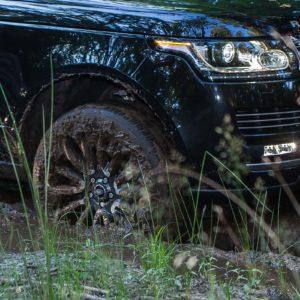 Range Rover wiel